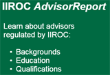 IIROC AdvisorReport